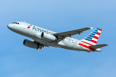 American Airlines Airbus A319-132 N836AW 12-9-17
