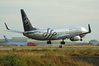 Delta Airlines Boeing 737-832 N381DN 4-25-17
