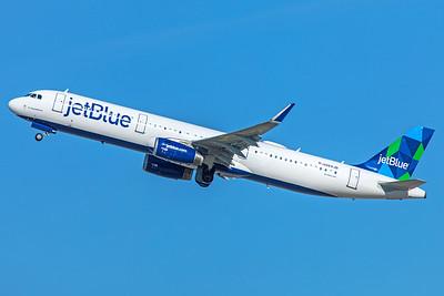 jetBlue Airways Airbus A321-231 N984JB 12-18-17