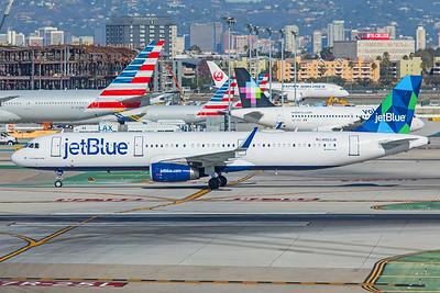 jetBlue Airways Airbus A321-231 N923JB 12-18-17