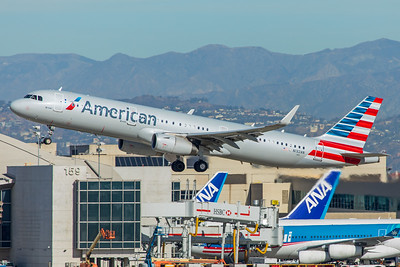 American Airlines Airbus A321-231 N132AN 12-9-17