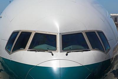 Cathay Pacific Boeing 777-367ER B-KQK 6-14-17