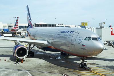 Aeroflot Airbus A330-243 BQ-BBF 4-25-17