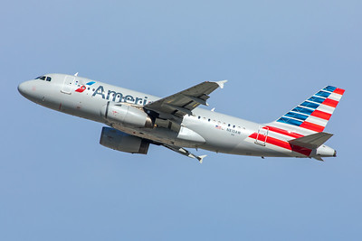 American Airlines Airbus A319-132 N810AW 12-9-17