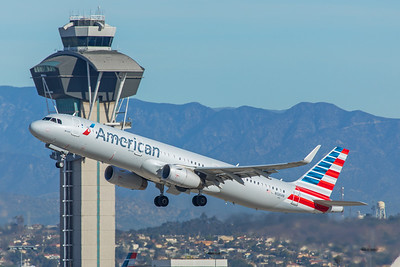 American Airlines Airbus A321-231 N126AN 12-9-17