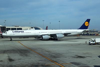 Lufthansa Airbus A340-642 D-AIHB 4-25-17