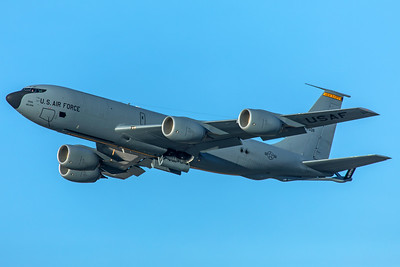 United States Air Force Boeing KC-135R 57-2606 2-9-18 2
