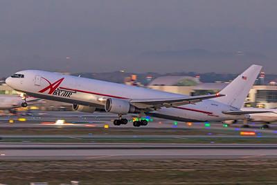 ABX Air Boeing 767-338(ER)(BDSF) N317CM 1-31-18