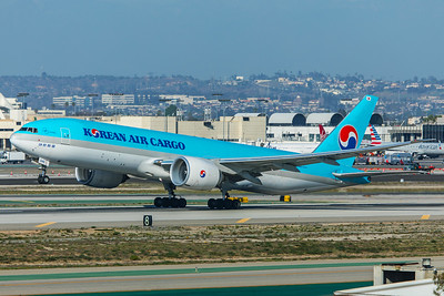 Korean Airlines Cargo Boeing 777-FB5 HL8046 2-9-18