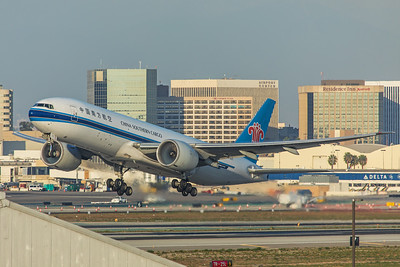 China Southern Airlines Cargo Boeing 777-F1B B-2071 2-9-18