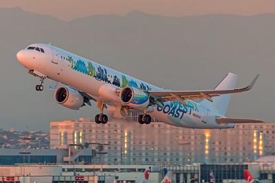 Alaska Airlines Airbus A321-253N N925VA 1-31-18