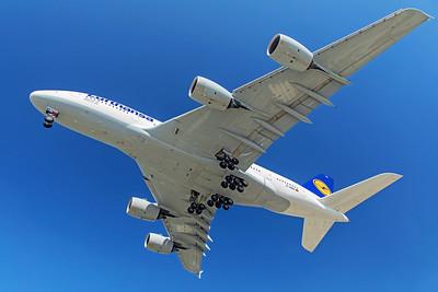 Lufthansa Airbus A380-841 D-AIMA 2-9-18