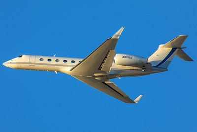 Gulfstream G550 N551GG 1-31-18