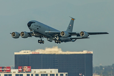 United States Air Force Boeing KC-135R 57-2606 2-9-18