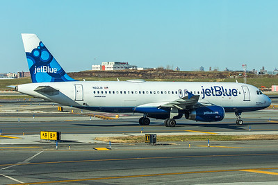 jetBlue Airways Airbus A320-232 N612JB 11-29-17