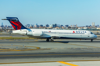 Delta Airlines Boeing 717-2BD N966AT 11-29-17