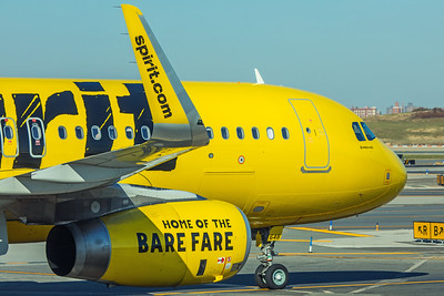 Spirit Airlines Airbus A320-232 N648NK 11-29-17