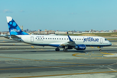 jetBlue Airways Embraer ERJ-190-100IGW N267JB 11-29-17