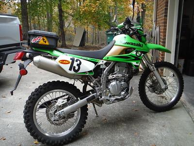 KLX250S