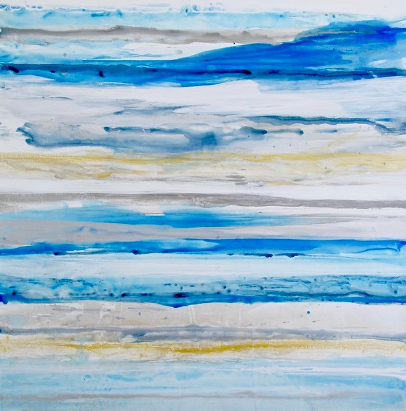 Foggy Blue Horizons-Iorillo, 42x42