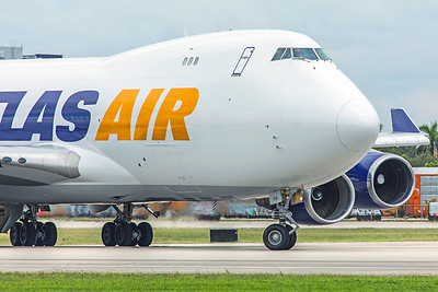 Atlas Air Boeing 747-48EF N419MC 9-4-18