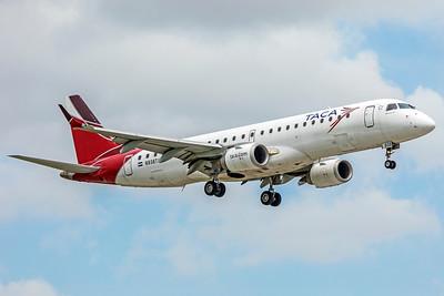 Avianca El Salvador Embraer ERJ-190-100IGW N938TA  9-4-18