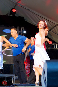 Carnival Concert at the Multicultural Festival 8 February 2014 in Canberra