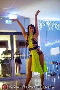 Angela Fayth Salsa Performance