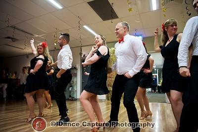 Artia's Canberra Boogaloo team