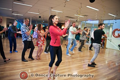 Bachata Workshop - Mitch & Ellicia