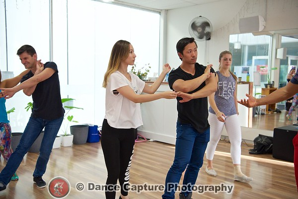 Zouk workshops