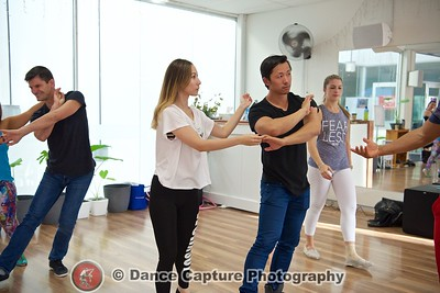 Zouk workshops