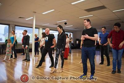 Bolero workshop with Adilio Porto