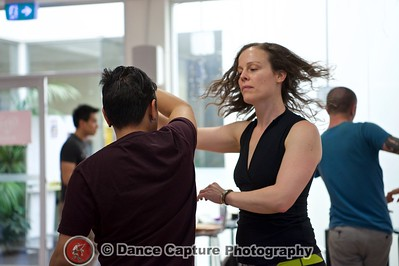 Zouk workshops with Adilio Porto