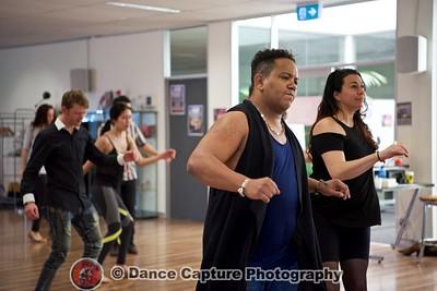 Zouk workshops with Adilio Porto