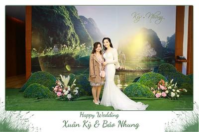 Xuân Kỳ & Bảo Nhung wedding instant print photo booth in Hanoi | Chụp ảnh lấy ngay Tiệc cưới tại Hà Nội | Photobooth Hanoi