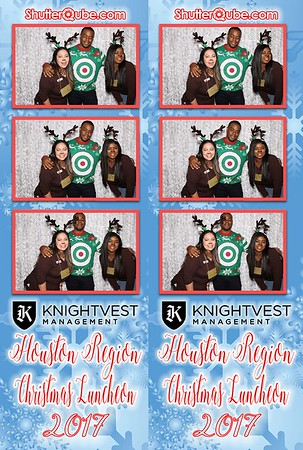 KNIGHTVEST Management Christmas Party 2017