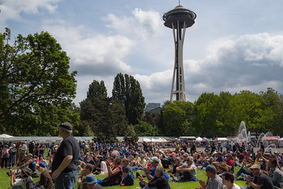 KNKX ~ Seattle FolkLife Festival 2018