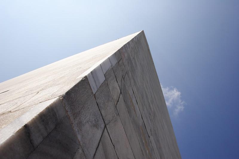 Washington Monument Against the Sky, Washington DC