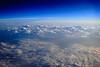 Blue Sky Over Clouds