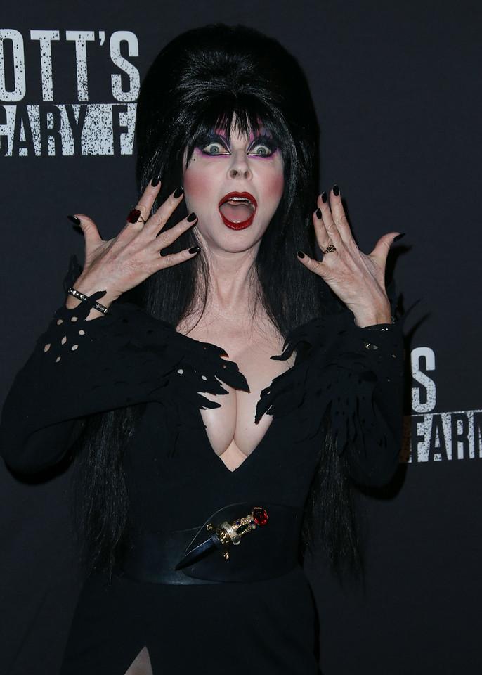 Elvira, Cassandra Peterson