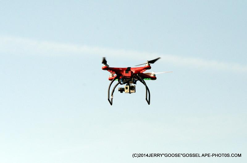 DRONE SPY?