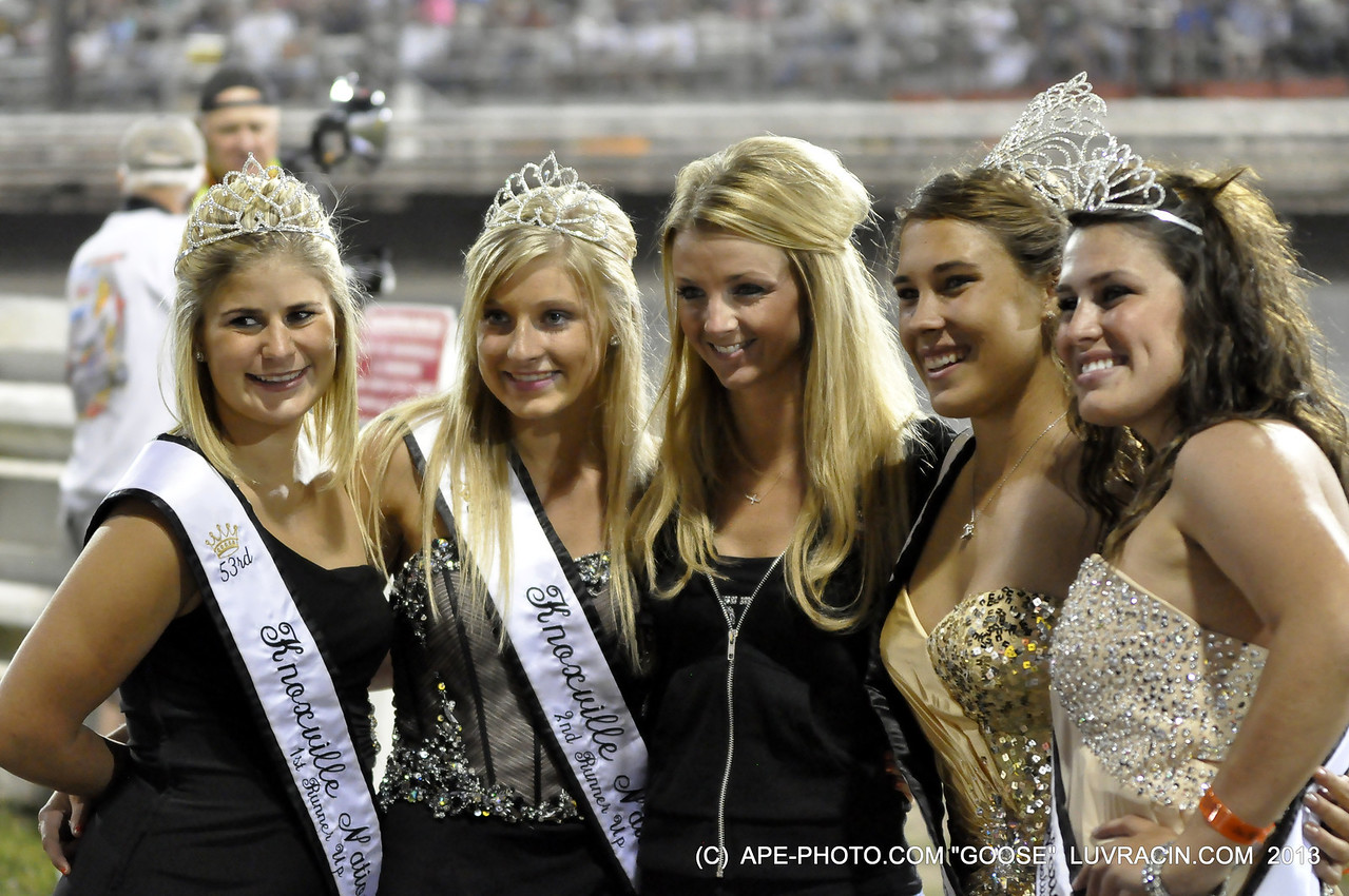 QUEENS OF KNOXVILLE NATIONALS 2013