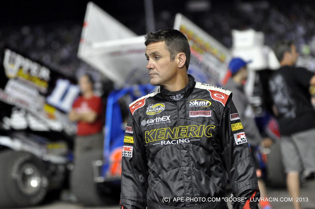 KARRY MADSEN , RACING
