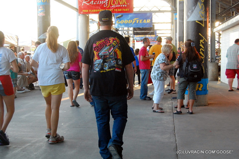 I made it to the 2011 knoxville Nationals !