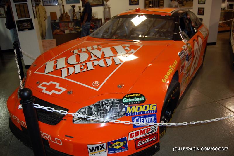 NASCAR CHAMPION STEWART