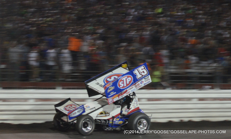 SCHATZ TAKE THE CHECKERS FOR HIS 8TH NATIONAL WIN