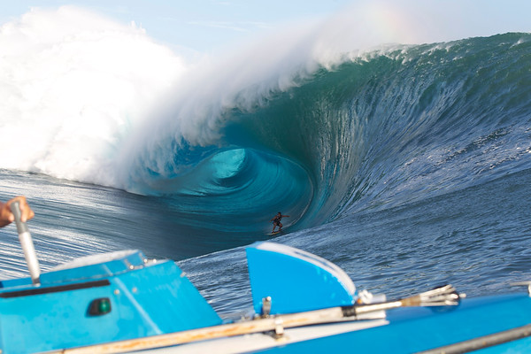 QUIK Teahupoo may 2013