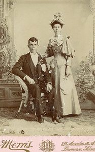 Timothy and Anna Kelly. Grandma Daly's parents