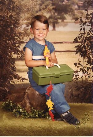 Kyle Lee Koch 3 years old 1985